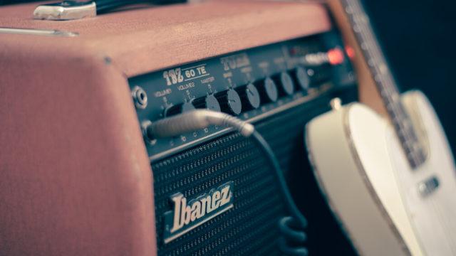 ギター用シールドケーブル